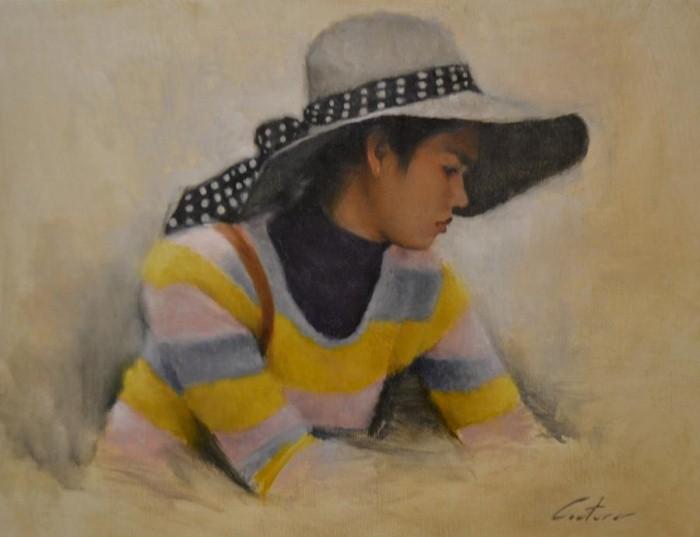 Канадский художник-реалист. Phil Couture