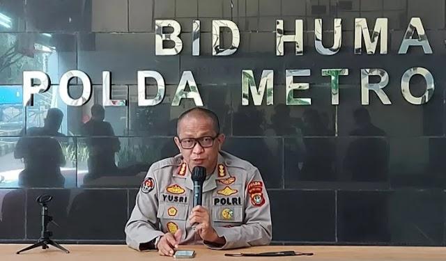 Kabid Humas Polda Metro Jaya : Pemalsu Surat Vaksin Bisa Dipidanakan