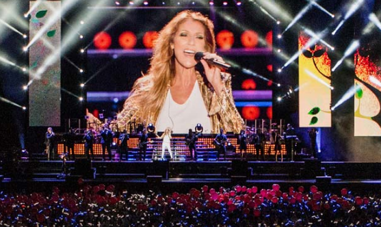 Is Celine Dion Touring In