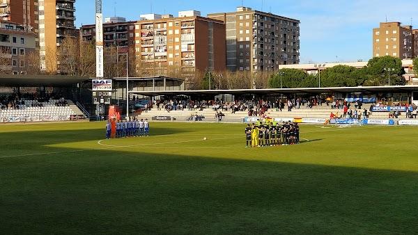 El Atlético Malagueño logra una importante victoria ante el Talavera (0-1)