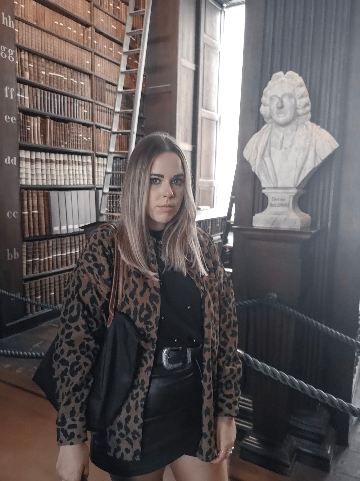 Biblioteca Trinity College Dublin