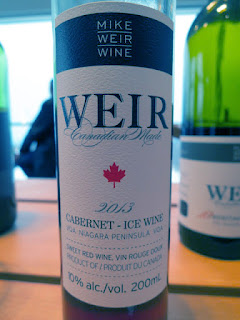 Mike Weir Cabernet Franc Icewine 2013 - VQA Niagara Peninsula, Ontario, Canada (91 pts)