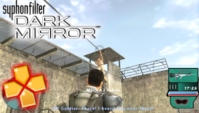 Download Syphon Filter - Dark Mirror ISO/CSO PSP PPSSPP High Compress
