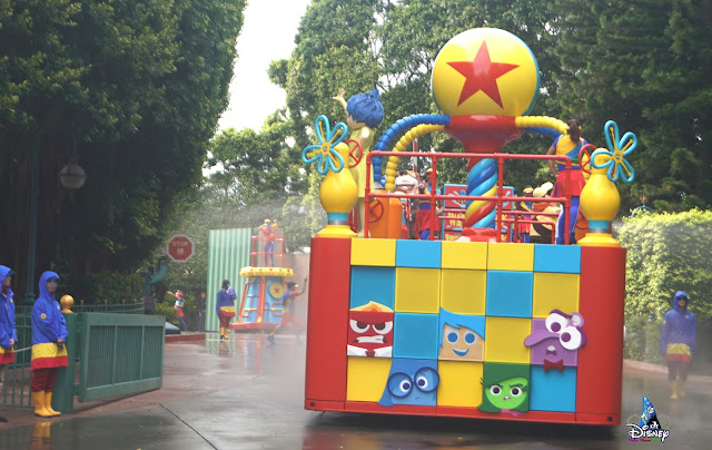 Disney, Pixar, Toy Story 4, 香港迪士尼樂園, HKDL, Hong Kong Disneyland, Summer, 迪士尼反斗夏日 – 大玩水花, Toy Story & Pixar Pals Summer Splash