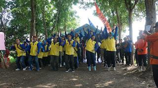 Buka Jambore Relawan dan Mengukuhkan Kampung Siaga Bencana, Ning Ita : Mereka Pilar Sosial