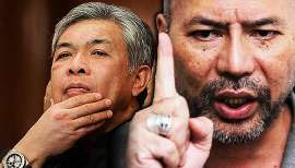 Meeting with Dr Mahathir Just YouTube it, Khairuddin tells Zahid