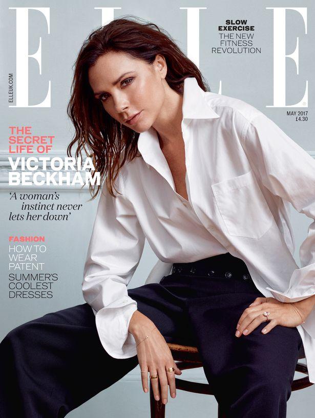 """`Victoria Beckham talks being """"good value"""" (1)"""