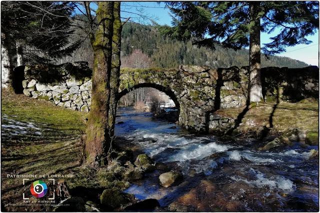PLAINFAING (88) - Vieux pont du Rudlin