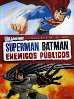 Superman y Batman: Enemigos Públicos