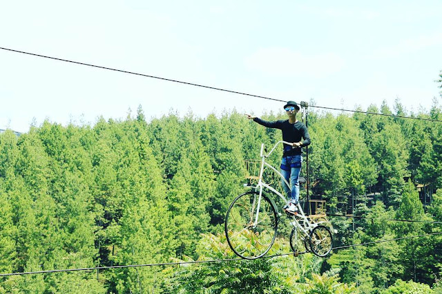 skybike di dago dream park