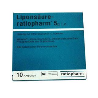 Liponsaure-ratiopharm 5g