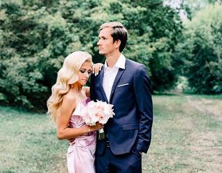 Daniil Medvedev S Wedding Photo