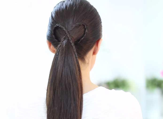 Bonitos Peinados Para Escuela - 5 CUTE AND EASY HAIRSTYLES FOR SCHOOL WORK PATY