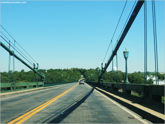 Mount Hope Bridge, Bristol