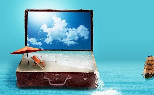 Tulislah Pengalamanmu Saat Pergi Ke Tempat Wisata