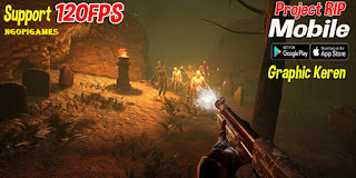 Project RIP Mobile - Free Horror Survival Shooter Apk English