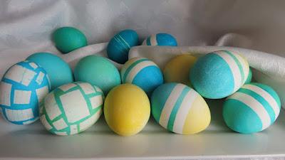 Bojanje Uskrsnih Jaja   Easter Eggs Coloring