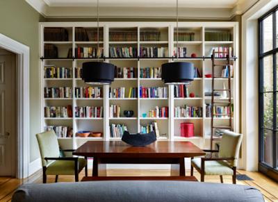 70 Desain Terbaik Perpustakaan Minimalis di Rumah