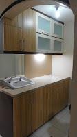 Interior Dapur Set - Pantry Dapur Kering Dry Kitchen