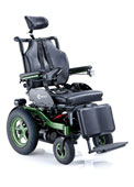 Bronco Wheelchair