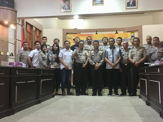 Polisi Agamis Polres Tulungagung Gelar Pelatihan Cyber Troop dan Blogger