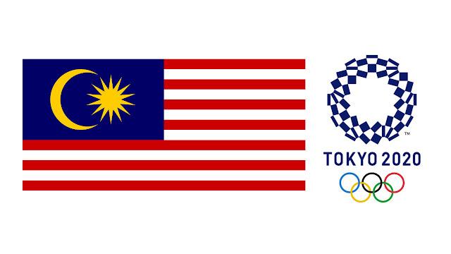 Senarai Atlet Negara Di Temasya Sukan Olimpik Tokyo 2020