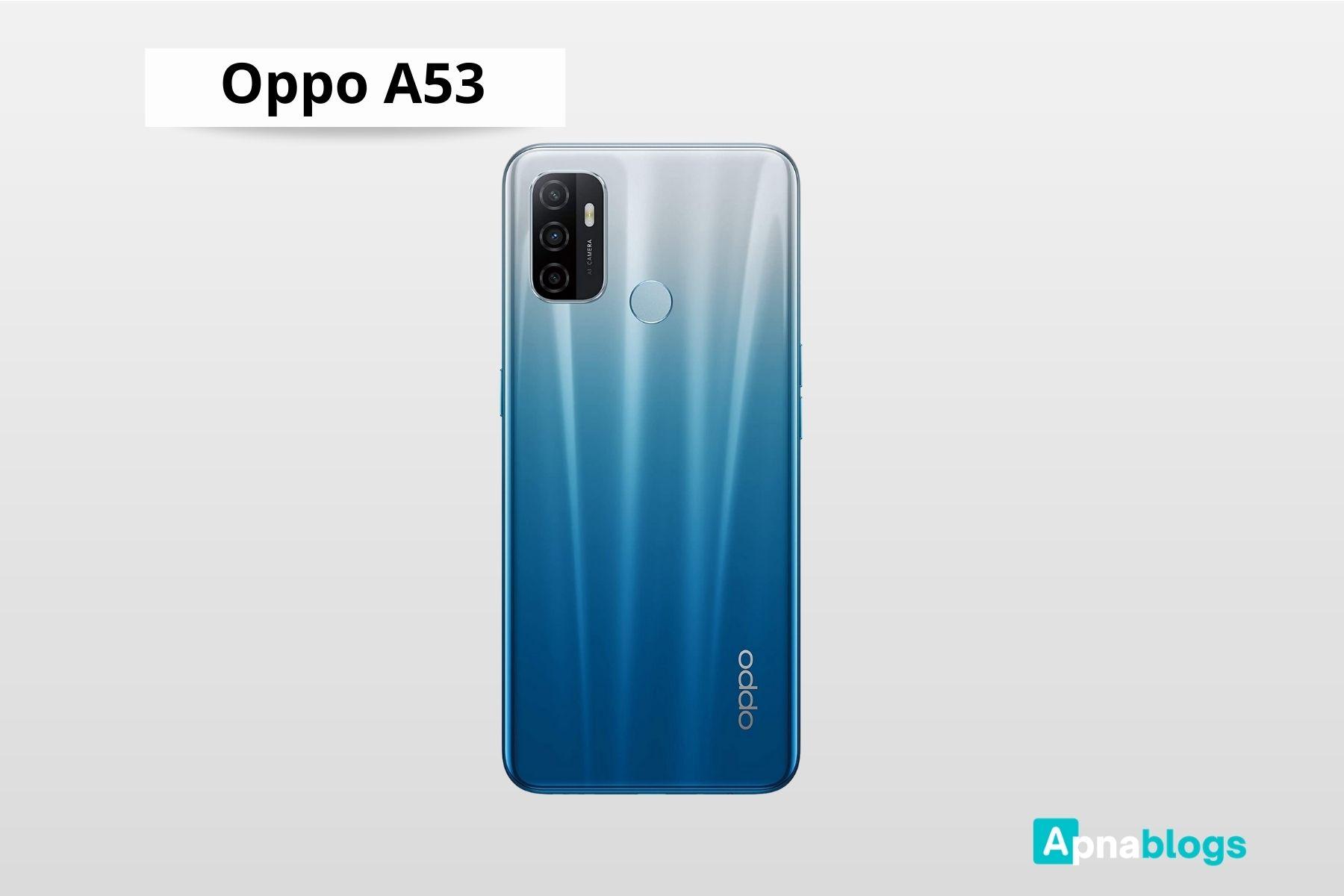 Oppo A53 2020