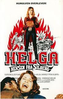 Helga la louve de Stilberg, affiche, DVD, WIP, Women in prison, prison de femmes