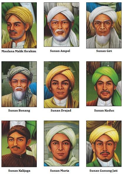 Sejarah Singkat Sunan Bonang : sejarah, singkat, sunan, bonang, Sejarah, Singkat, Songo, (Sembilan, Wali), [N]e[V]e[R], [T]oo, [L]a[T]e