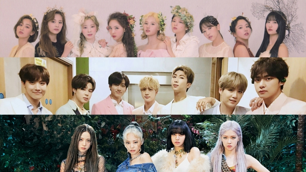 TWICE, BTS and BLACKPINK Comeback in October, Netizens Can't Wait For It!