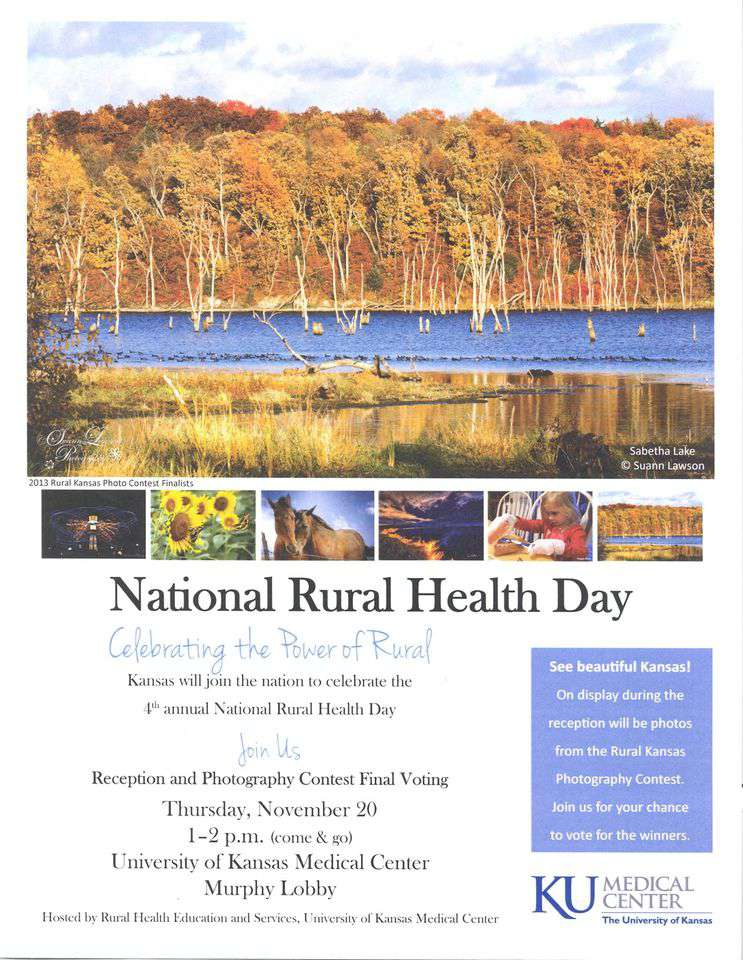 National Rural Health Day Wishes Images