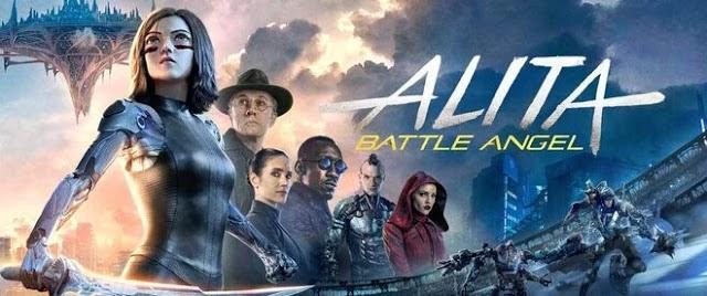 Action Movies of 2019-Alita: Battle Angel