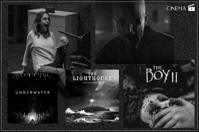 Filmes de terror que serão lançados em 2020.