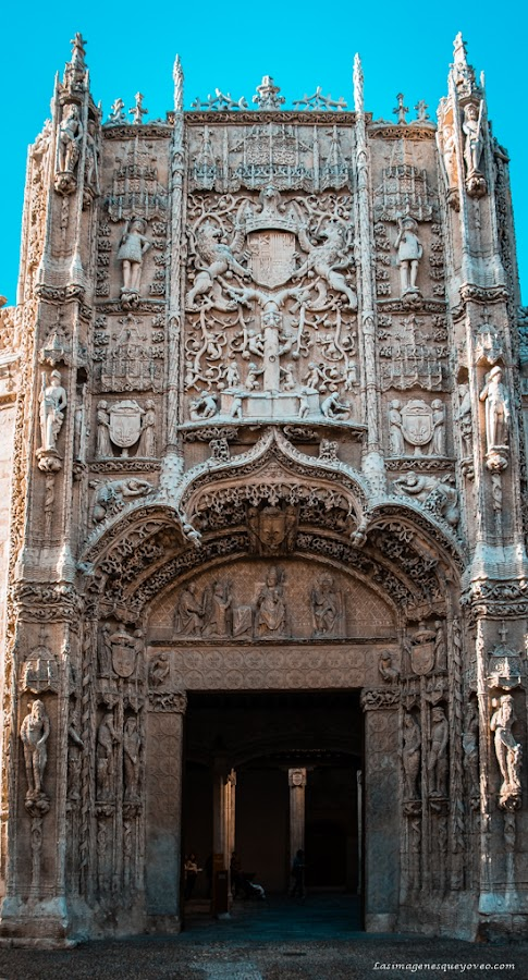 Los tesoros del Colegio de San Gregorio de Valladolid