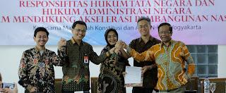Festival Konstitusi dan Anti Korupsi Tahun ini Digelar di Yogyakarta
