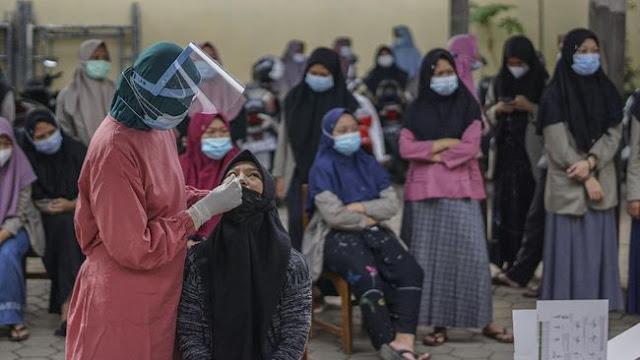 MUI Imbau Pondok Pesantren Waspada dan Hati-hati 584 Kyai Wafat Selama Pandemi Covid 19