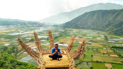Rute Dan Lokasi Bukit Monjet Sembalun Lombok