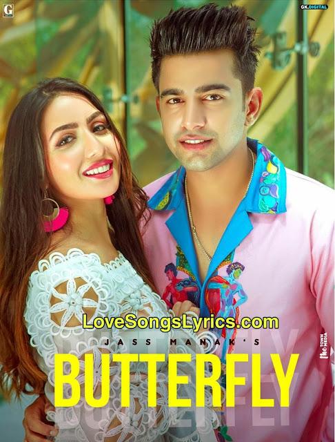 Butterfly jass manak lyrics