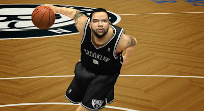 Deron Williams CF
