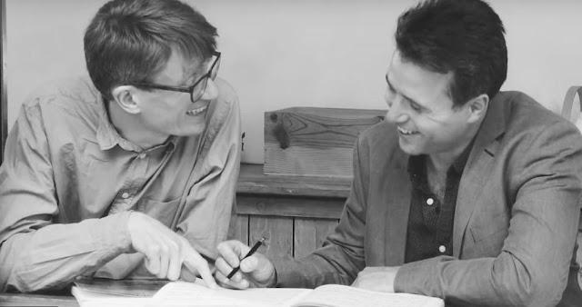 Edward Rushton and Simon Wallfisch