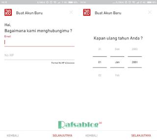 Cara Membuat Akun DOKU Wallet di Android
