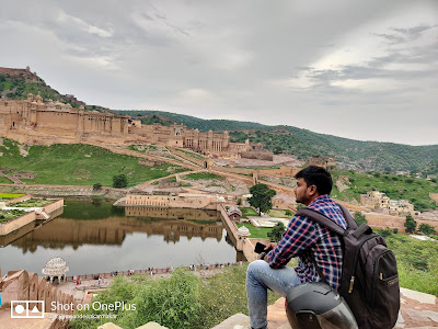 amer fort pink city