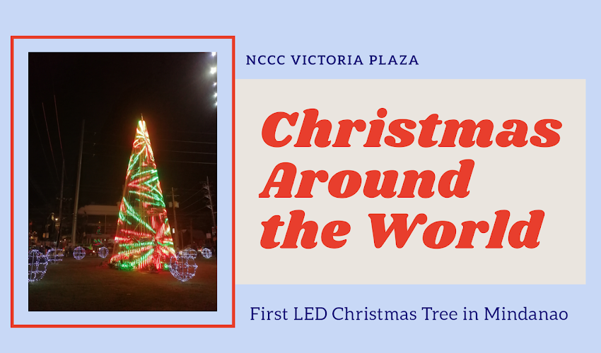 Christmas Around the World at NCCC