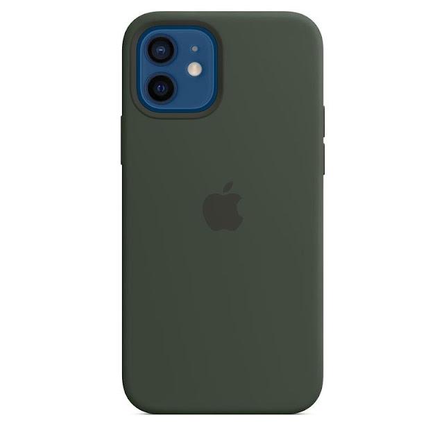 Apple iPhone 12 Silicone Case