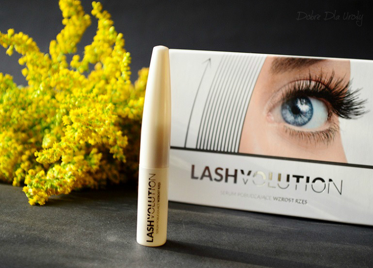 LashVolution serum na porost do rzęs