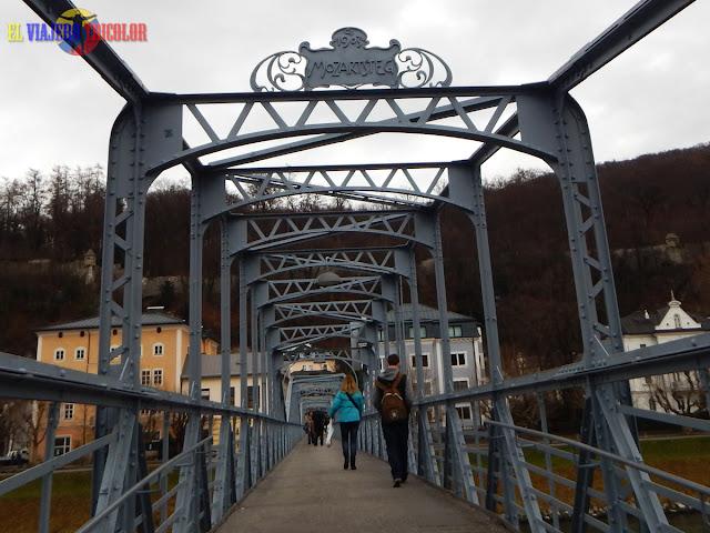 Mozartsteg - Puente de Mozart