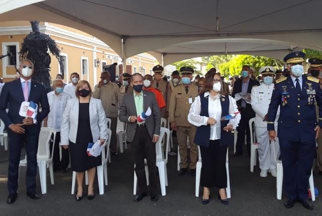 En conmemoración del 158 aniversario de la Batalla de Santiago presidente de Efemérides Patrias augura un año escolar  exitoso