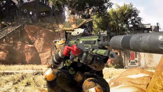 Apex Legends - Bloodhound Sniper - Full HD 1080p