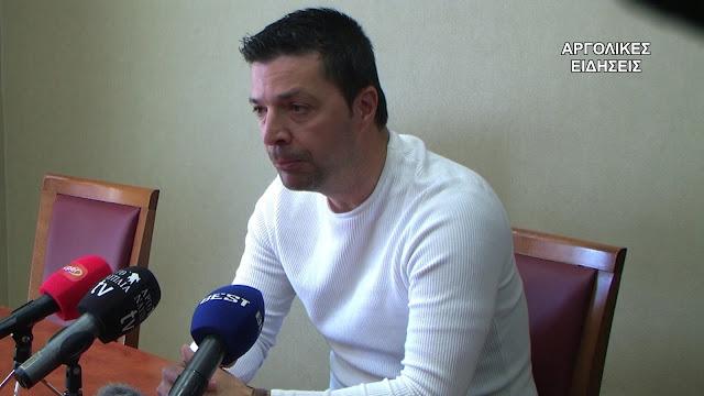 Τι είπε ο Κ. Μάκαρης για την δωρεά στην εθνοφρουρά της Λέρου (βίντεο)