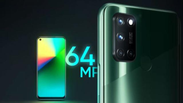 Realme 7i will be launched on Oct 7 With 64 MP Primary Camera